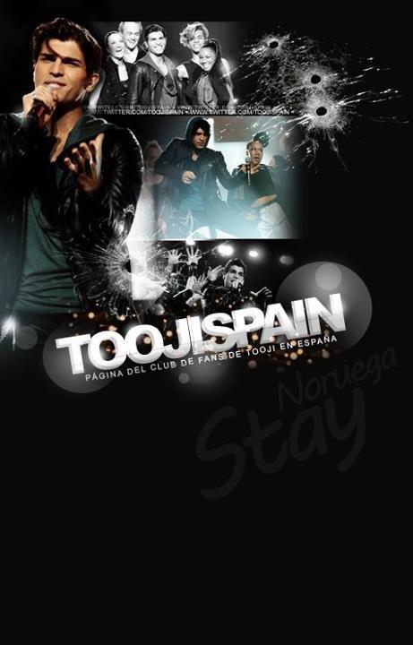 Spain with Tooji