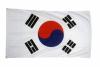 drapeau de la corée du sud