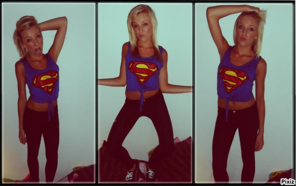<3 superman <3