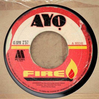 Fire de Ayo Feat Youssoupha sur Skyrock