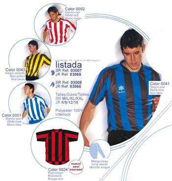 Maillot 2007-2008