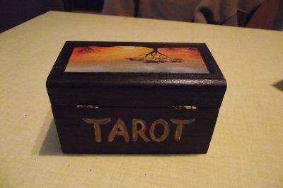 Boite tarot