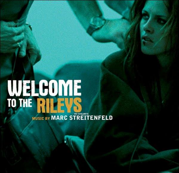 """* Voici la nouvelle couverture de la bande-son de """"Welcome to the Rileys"""".________________________ Votre avis ?*"""