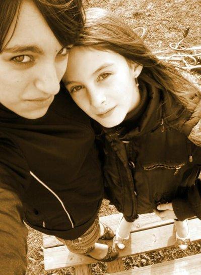 La soeur and me