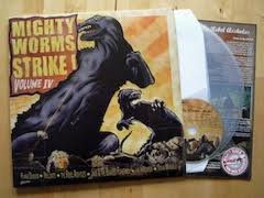 Mighty Worms Strike volume IV