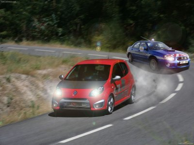 renault twingo rs - vive le tuning