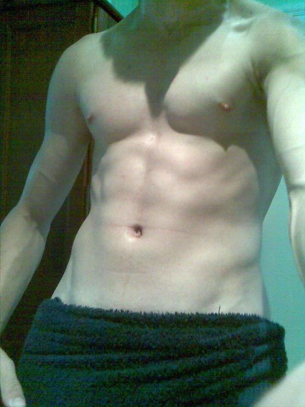 La Muscul ! Ma Passion :) ( Depuis peut )