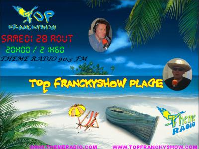 TOP FRANCKYSHOW PLAGE SAMEDI 28 AOUT 2010
