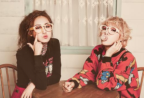 Bienvenue sur Hyuna--Forever !