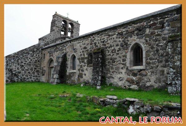 Chapelle de Fortuniès