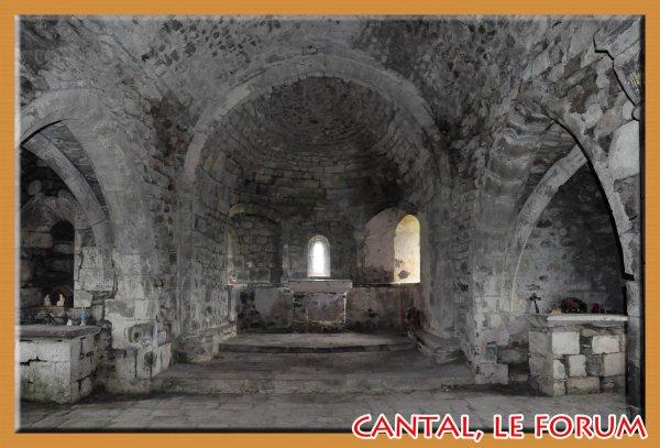 Chapelle de Chastres