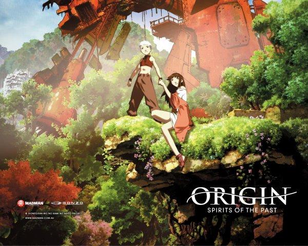 Origine / Gin-iro no kami no Agito