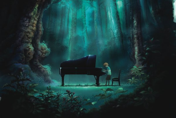 Piano Forest / Piano no Mori