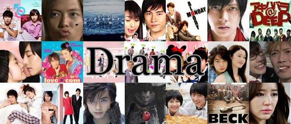 Film : J-drama - K-drama - T-drama - Longs métrages