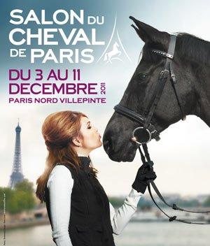 L' année prochaine direction le Salon du cheval a Paris <3