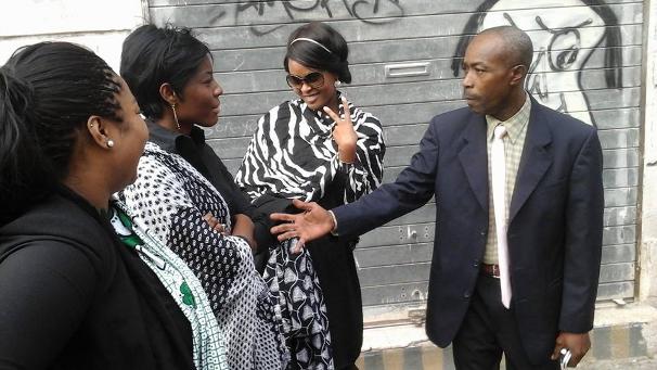 Mme Sitti Himidi est élue présiedente de L'ADCF , Association de la diaspora Comorienne de Foumbouni à Marseille
