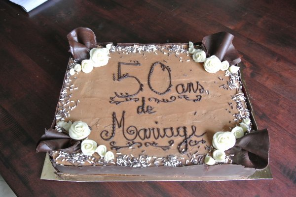 50 ans de mariage blog de mimigateaux. Black Bedroom Furniture Sets. Home Design Ideas