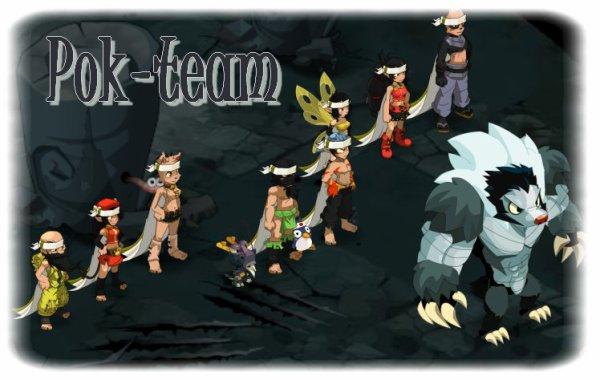 La Pok-Team !
