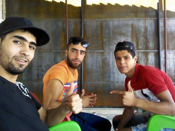 im  with friend's