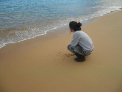 Plus profondément le chagrin creusera votre être, plus vous pourrez contenir de joie