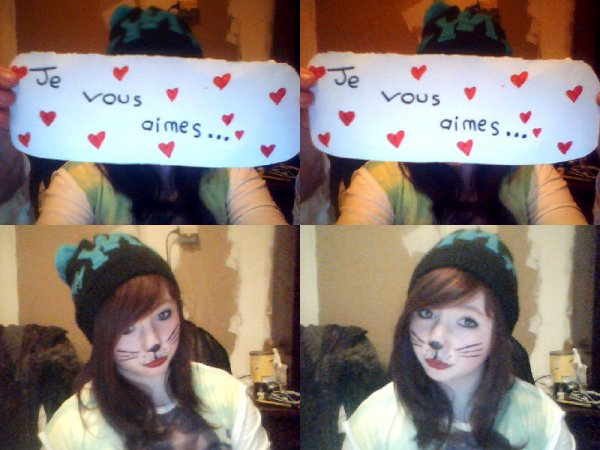 ♥♥♥ Je Vous Aimes ♥♥♥
