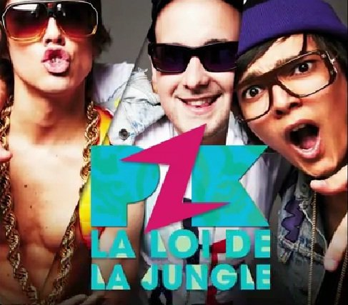 PZK - La Loi De La Jungle / Le Dernier Jour (Feat. Big Ali (2012)
