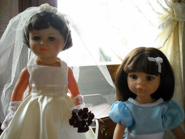 cérémonie de mariage entre Jean-Michel et Marie-Françoise