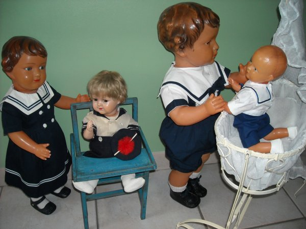 ma petite famille en marin