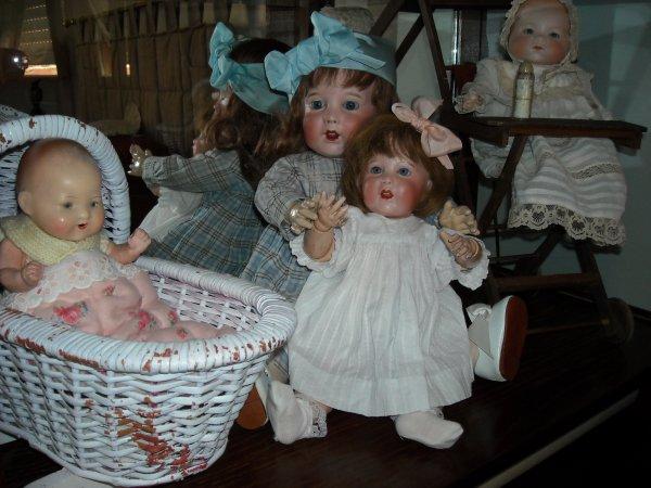 Hortence et sa petit soeur Gertrude vous souhaitent une bonne semaine