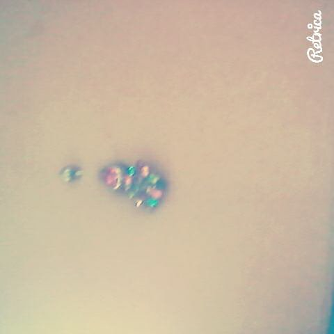 Mon piercing ♥♥