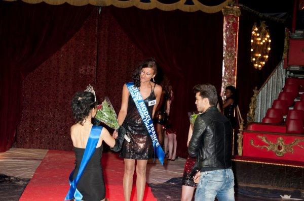 Resultat du concour de Miss Model france