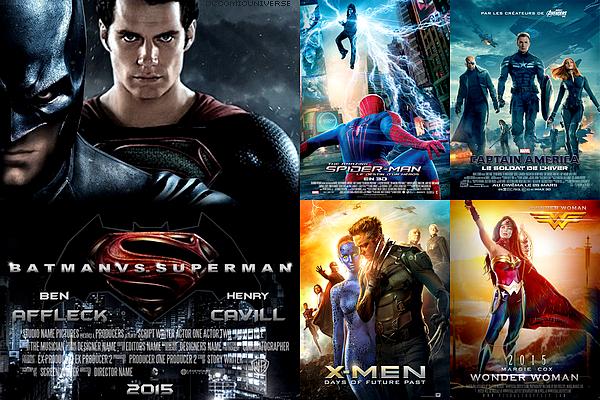 Sondage: Quel est le Film DC Comic que vous attendez le plus ?