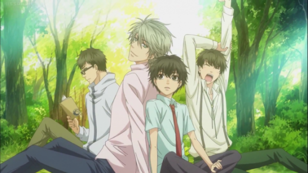Super Lovers !!