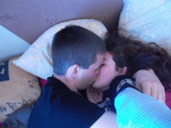 Nous ! depuis la 20x09x2012  ces lui que j'aime et sa ne changeras plus :)