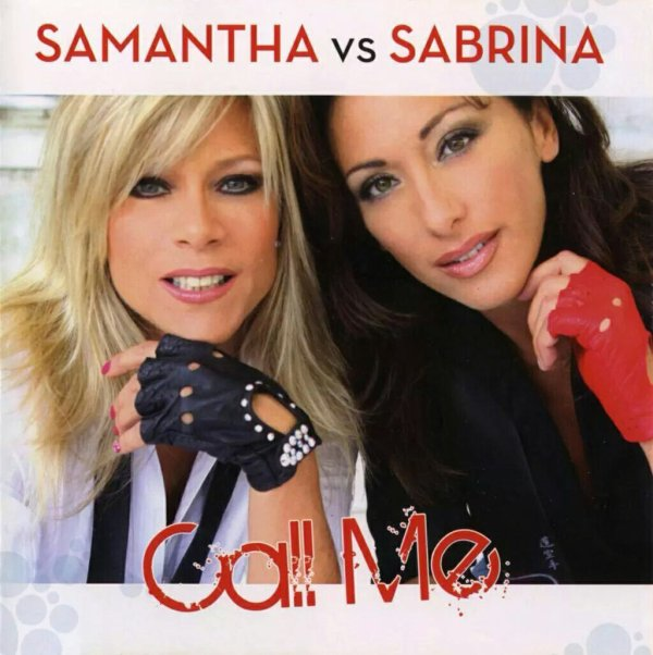 Bonjour tous bon jeudi . Un petit tour avec sabriina et samantha fox . Duo d'enfer pour la reprise call me.
