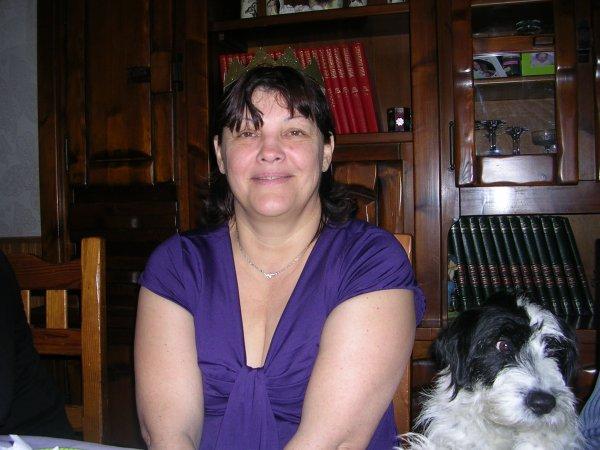 Maman et Effy !