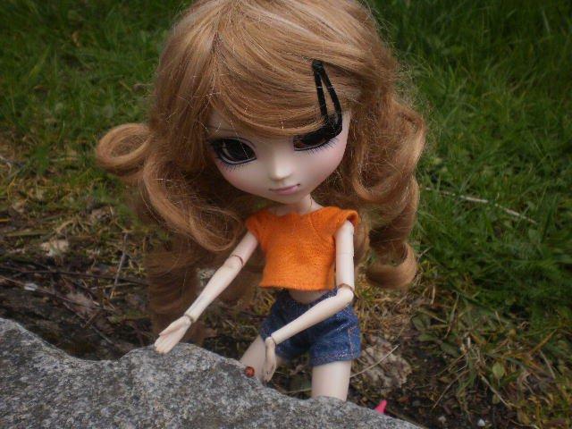 Audrey est de sortie ! (2)