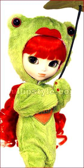 Pullip Septembre 2012 : Froggy