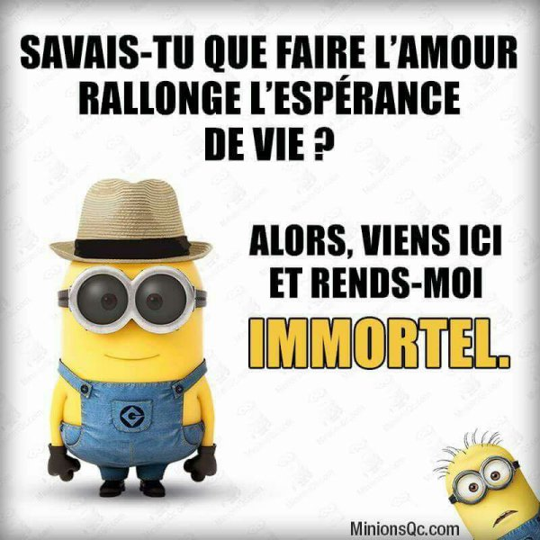 Oh ouiii !!!! Mdr