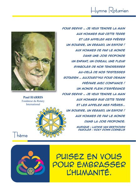 Page interieure maquette ROTARY
