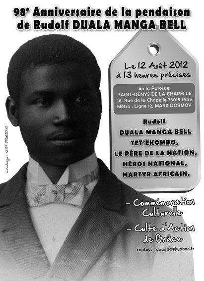 TET'EKOMBO : DUALA MANGA BELL