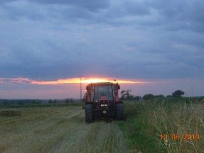 tracteur paysage