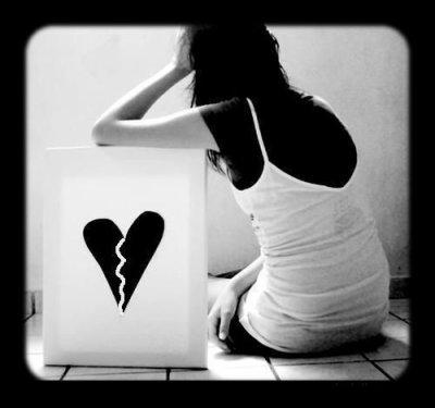 Un chagrin d'amour