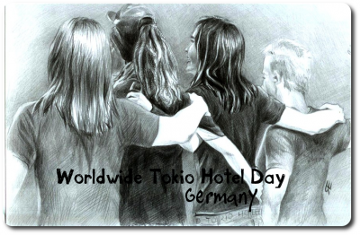 Worldwide Tokio Hotel Day