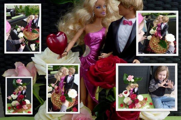 La soirée de Ken et Barbie