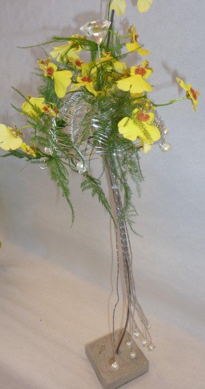 Cinquième  : Bouquet de mariée !