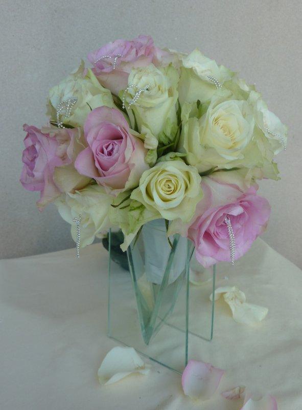 Bouquet de mariée !
