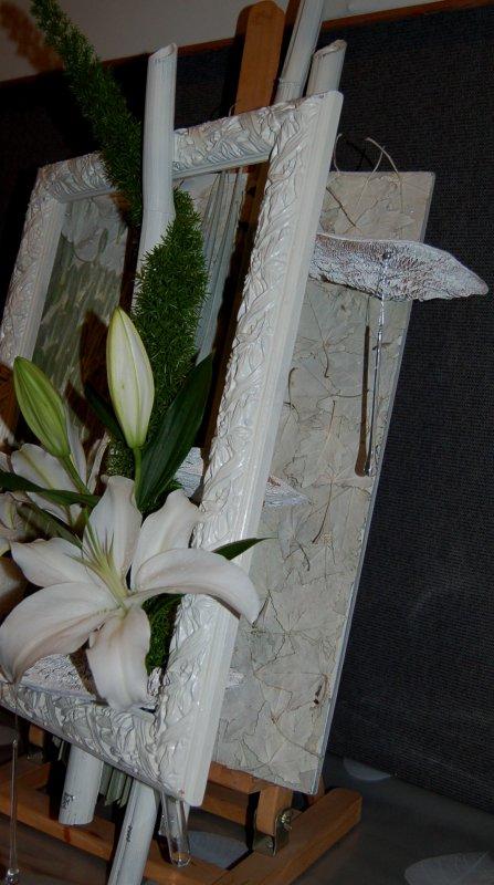 Ma participation au concours de la revue Atelier Floral