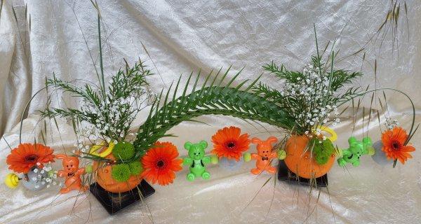 Ma participation à la revue atelier floral