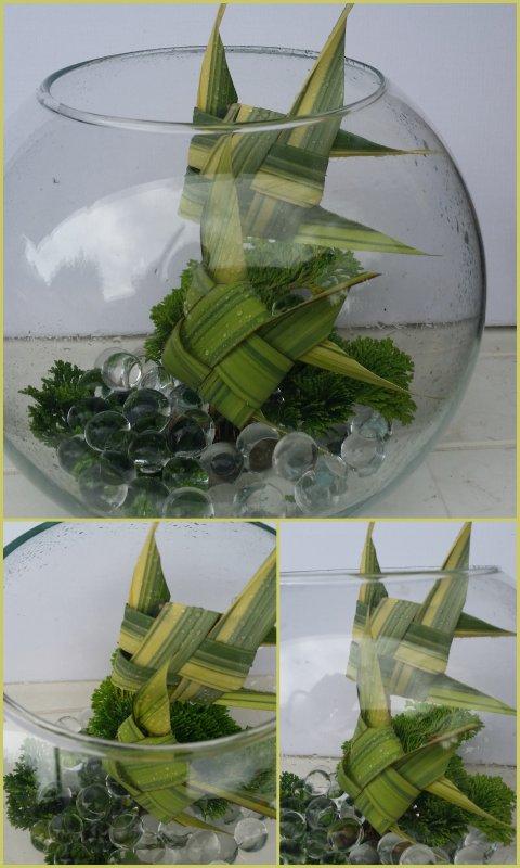 Origami végétal  !